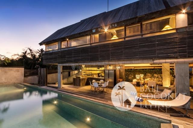 Villa Impian, Canggu, Badung