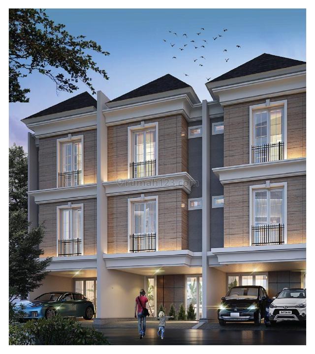 Prime Home @Pejaten - Rumah Exclusive Di Jantung Jak-Sel, Pasar Minggu, Jakarta Selatan