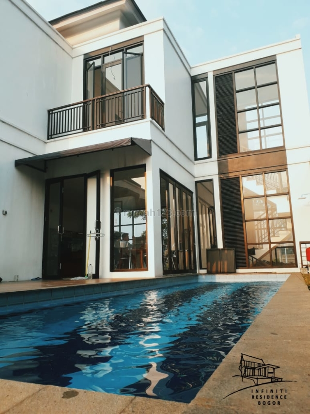 Rumah dijual 2 lantai, 4 kamar hos4496863 | rumah123.com