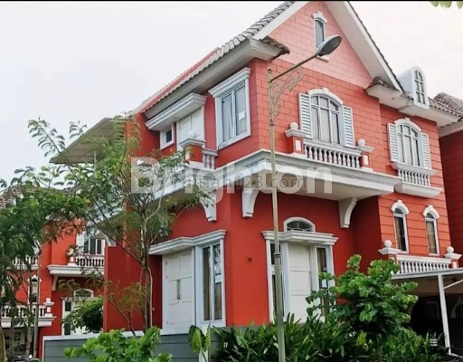 rumah baru cluster omaha village paramount gading serpong tangerang banten, Gading Serpong Omaha Village, Tangerang