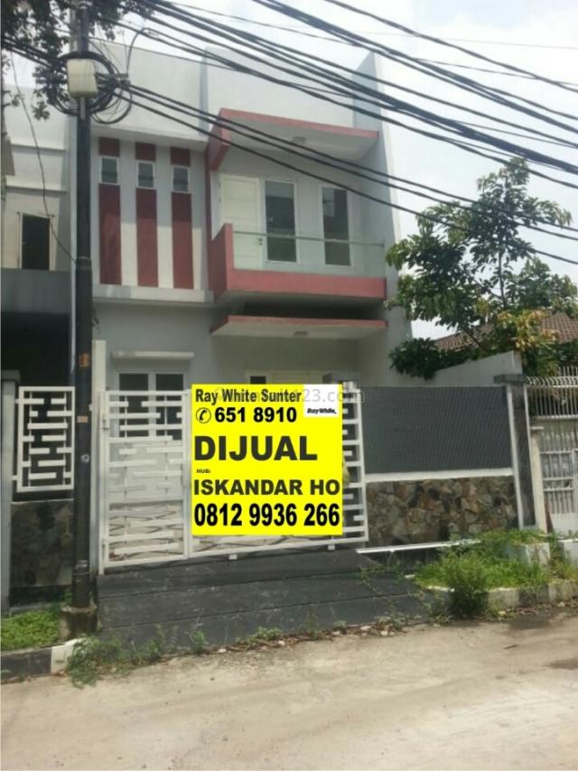 Rumah Baru Cantik Minimalis, Sunter, Jakarta Utara
