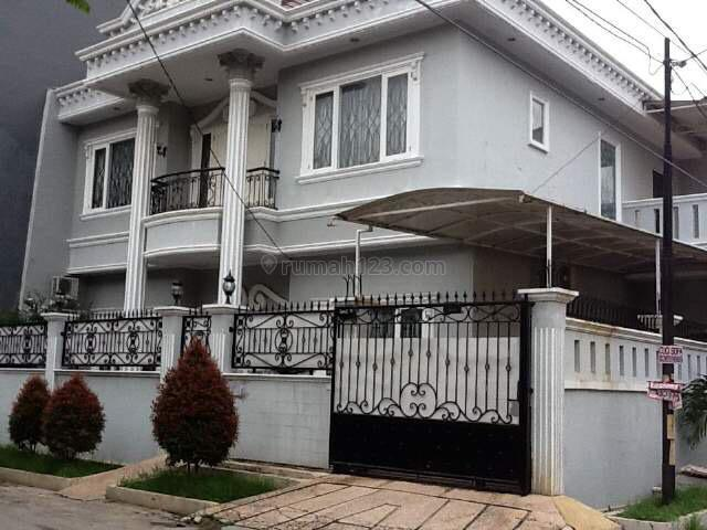 Rumah Hoek Brand New Harga Terjangkau, Sunter, Jakarta Utara