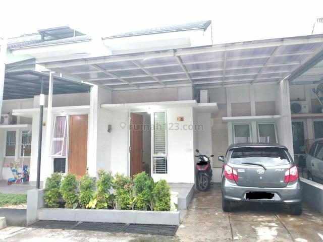 RUMAH CANTIk MURAH dalam cluster di kreo TANGERANG, Kreo, Tangerang