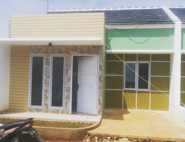 Rumah Baru Bagus Murah Strategis dekat Mercubuana, Jati Sari, Bekasi