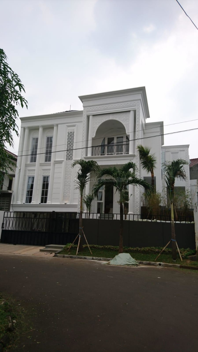 Rumah Asri,Baru,siap huni di bintaro jaya 9, Bintaro, Tangerang