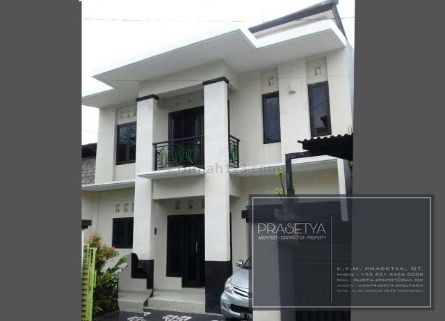 335R06. MURAH! Rumah 2 Lantai di Link Perumahan Area Cargo, Denpasar Utara, Denpasar