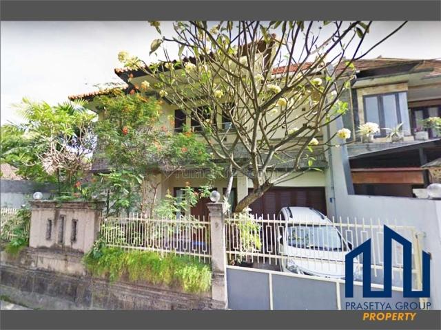 610Y462. Rumah 2Lt Fullfurnished + Garden Area Renon, Link Perumahan, Renon, Denpasar