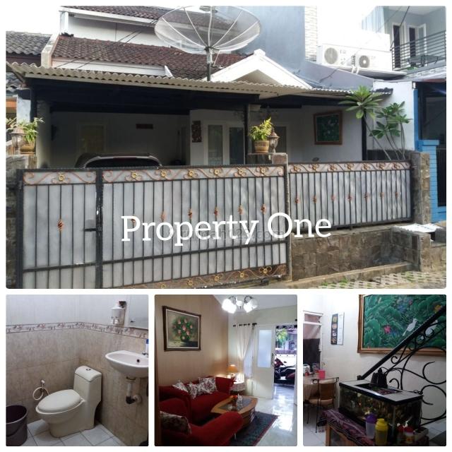 Rumah Siap Huni Di Paradise Serpong City (YN), Serpong, Tangerang