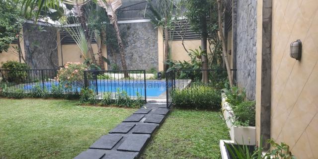 Rumah di Kemang selatan, Jakarta Selatan ~ Pool (EA/NV), Kemang, Jakarta Selatan