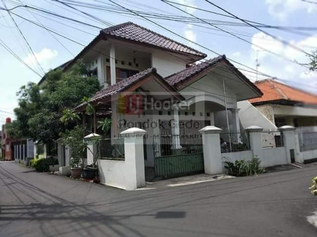RUMAH HOOK 2 LANTAI DI KAV. PONDOK BAMBU JAKARTA TIMUR, Duren Sawit, Jakarta Timur