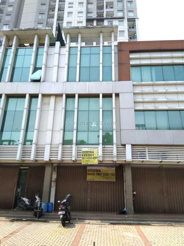 Ruko 3 1/4 lantai harga terjangkau, Sunter, Jakarta Utara