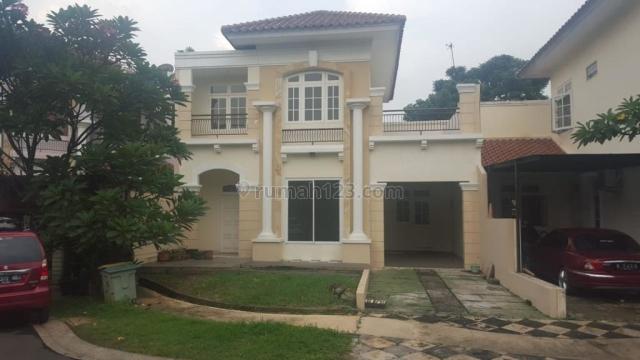 Rumah 2 Lantai Siap Huni Di Taman Fortuna BSD (MT), BSD Taman Fortuna, Tangerang