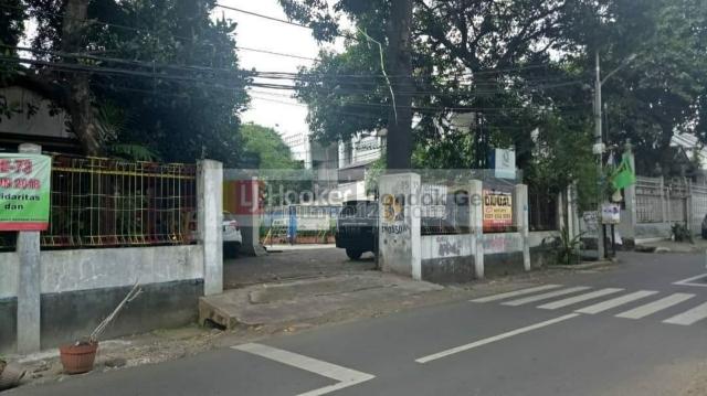 TANAH & BANGUNAN EKS SEKOLAH DI MAMPANG PRAPATAN JAKARTA SELATAN, Mampang Prapatan, Jakarta Selatan