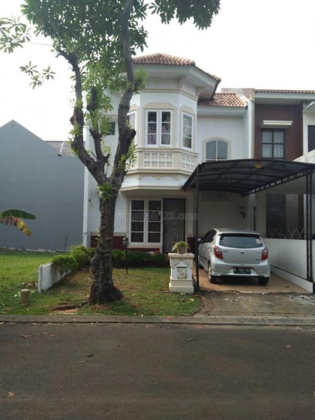 Rumah Siap Huni Di Delatinos BSD City (YN), BSD Delatinos, Tangerang
