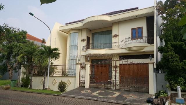 Rumah Minimalis Pinishi Pantai Indah Kapuk, Pantai Indah Kapuk, Jakarta Utara