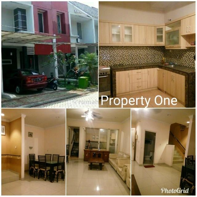 Rumah Siap Huni Di Residence One BSD (YN), BSD Residence One, Tangerang