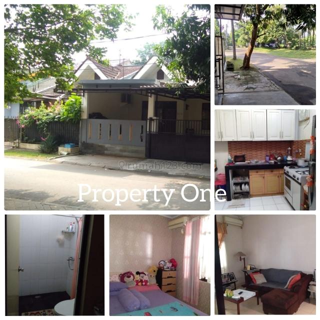 Rumah Asri Dan Nyaman Di Kencana Loka BSD City (YN), BSD Kencana Loka, Tangerang