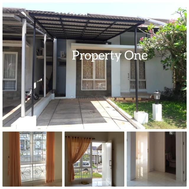 Rumah Paradise Serpong City Siap Huni (YN), Serpong, Tangerang