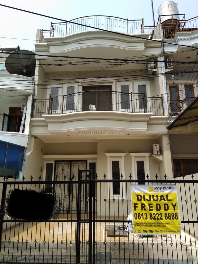 Di Jual Rumah Minimalis Siap Huni, Sunter, Jakarta Utara