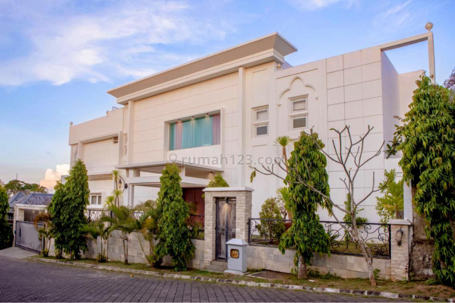 Rumah/Modern and luxury house with ocean view at Badung, Bali, Pecatu, Badung