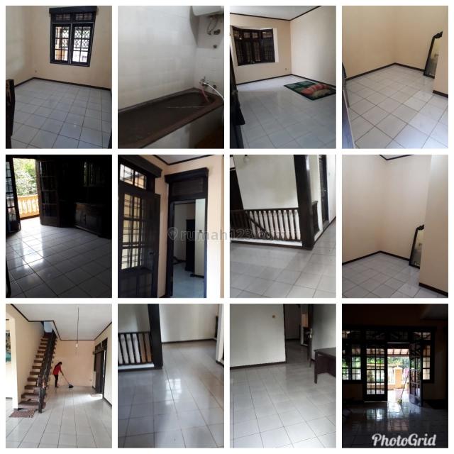 Rumah Lereng murah dalam perumahan, Limo, Depok