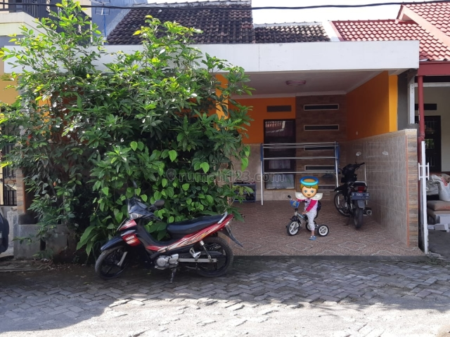 Rumah Strategis Dekat Stasiun KRL Cilebut Bogor, Cilebut, Bogor