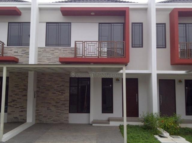 Rumah Green Lake City uk. 6x15 termurah ada AC, Green Lake City, Jakarta Barat