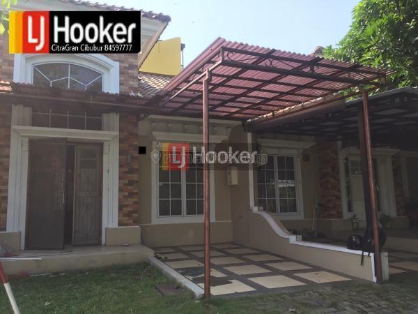 Rumah minimalis dalam cluster di Citra Gran Cibubur, Jatisampurna, Bekasi