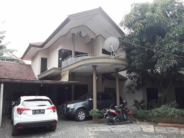 Rumah Mewah di Bintaro, Bintaro, Jakarta Selatan