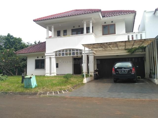 Rumah dijual 2 lantai, 4 kamar hos4579549   rumah123.com