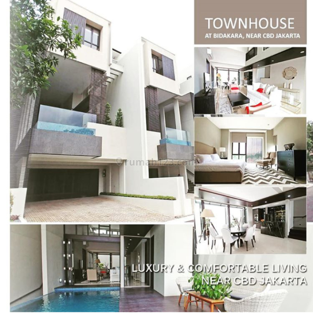 NEW TOWNHOUSE, Gatot Subroto, Jakarta Selatan