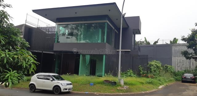 Rumah mewah siap huni cluster Provence Parkland bsd city, BSD Provance Parkland, Tangerang