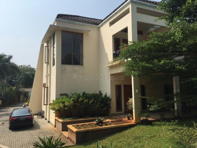 Rumah Asri dan Siap Huni Harga Menarik di Bintaro, Bintaro, Tangerang