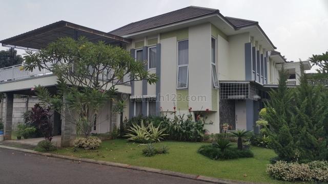 Rumah Cantik, Rapih, Dalam CLuster Favorite, Cibubur, Jakarta Timur