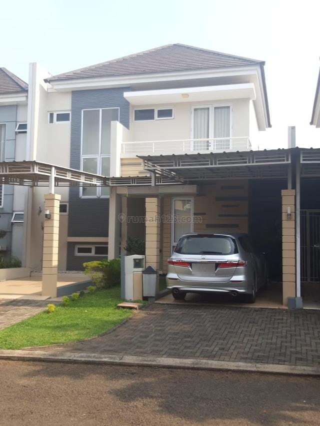 Rumah Cantik, Murah di Kota Wisata, Cibubur, Jakarta Timur