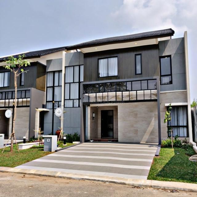 Rumah dijual 2 lantai, 4 kamar hos4619803 | rumah123.com
