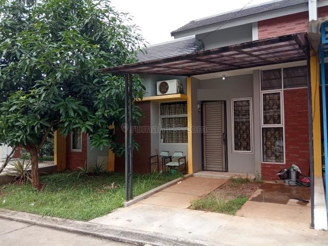 Rumah Serpong Garden 1. Dekat Stasiun Cisauk, Cibogo, Tangerang