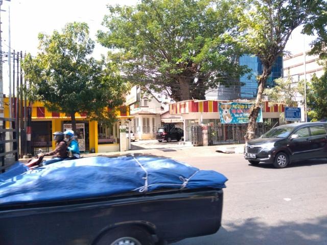 rumah dan Tanah d tengah Kota, Gajahmada, Semarang