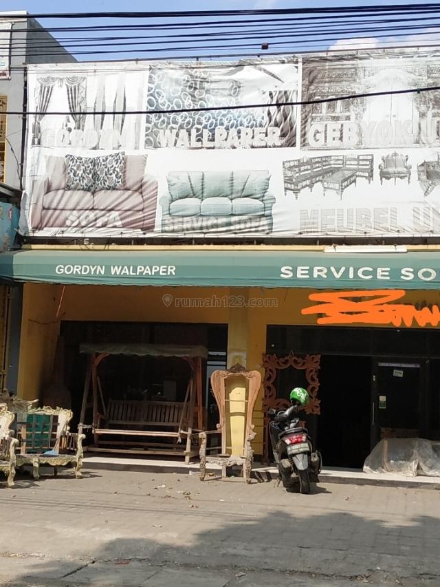 rumah + toko yg sangat bagus dan strategis buat usaha, Bekasi Barat, Bekasi