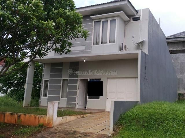 Rumah 2 lantai Cluster Graha Taman Pelangi, BSB Semarang, Mijen, Semarang