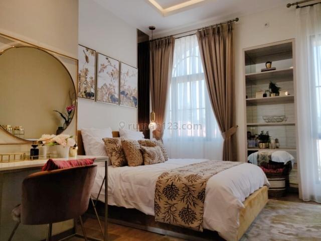 Miliki Rumah Cantik Bergaya Minimalis Modern 4Bedroom di Cluster Victoria Lokasi di CBD Alam Sutera, dekat Tol Jakarta Tangerang , Pasar 8, Kuliner di Alam Sutera, Tangerang, Alam Sutera, Tangerang