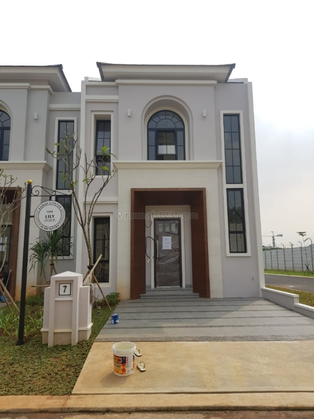 TERMURAH!! Rumah Victoria ekslusif satu langkah ke binus. hanya 1Km dari Tol., Alam Sutera, Tangerang