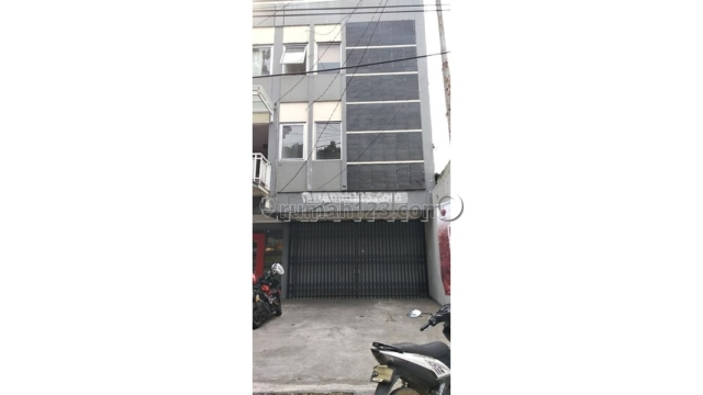 Ruko 3,5 lantai mainroad karapitan, Lengkong, Bandung