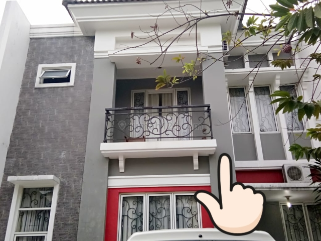 Rumah cantik di Michelia, Gading Serpong, Tangerang, Banten.(TL013), Gading Serpong Cluster Michelia, Tangerang