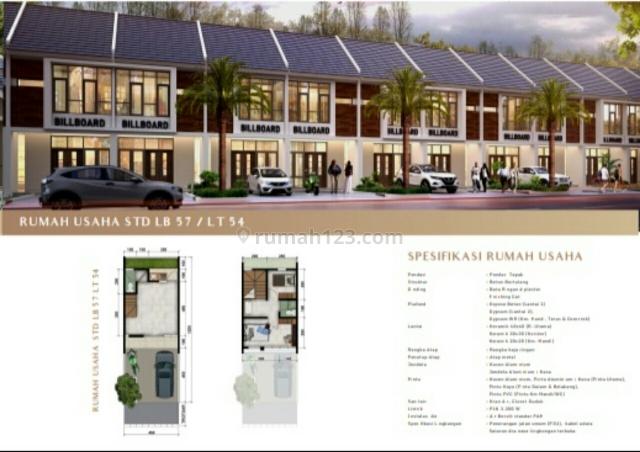 Modernland Cilejit, Citayam, Tangerang