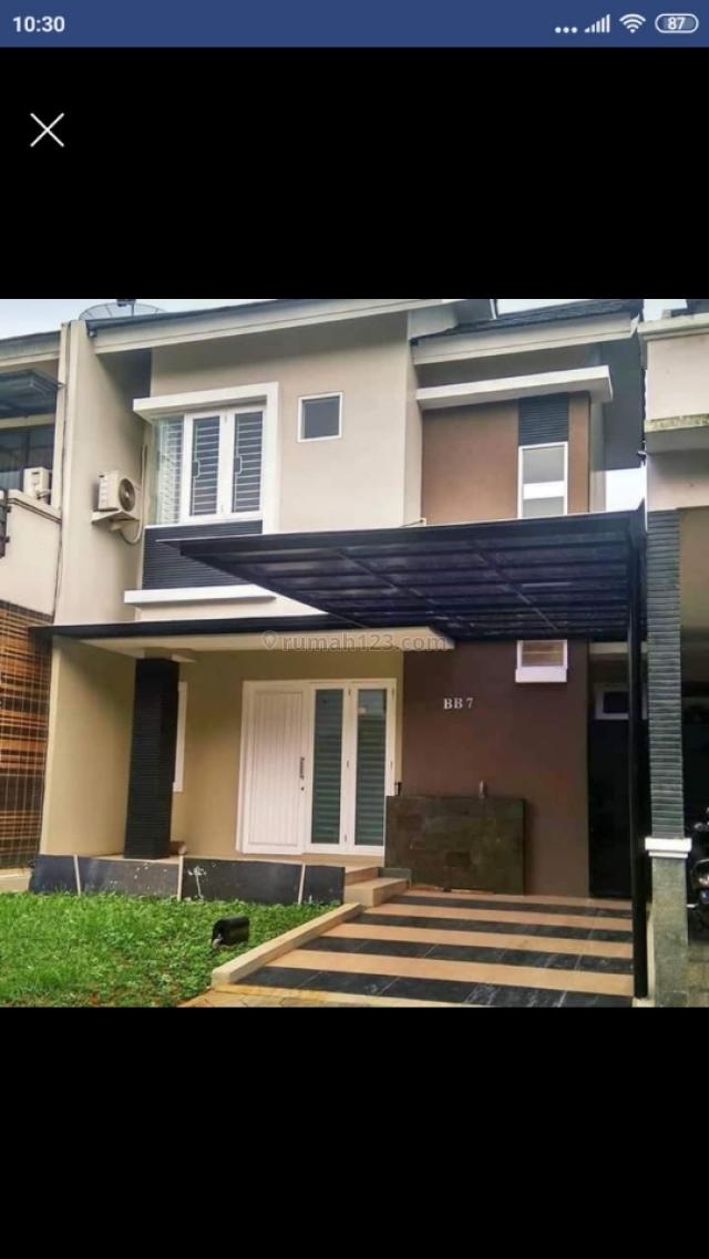 Rumah di Neo catalonia Nusaloka, Bsd, BSD Neo Catalonia, Tangerang