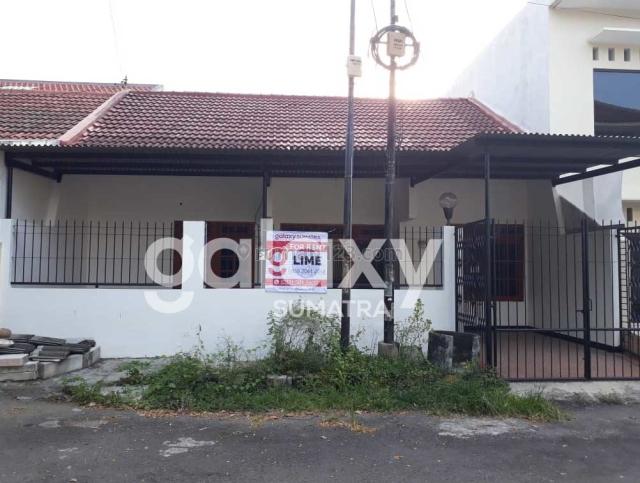 Rumah Babatan Mukti Dekat Taman, Suasana Lingkungan Nyaman, Dekat Pendopo, Dekat Sekolah - Lime, Wiyung, Surabaya