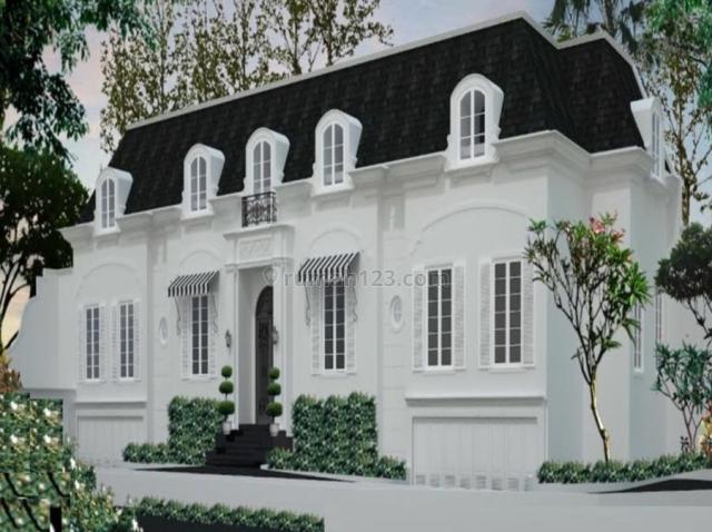 Rumah dijual 3 lantai, 5 kamar hos4660683 | rumah123.com