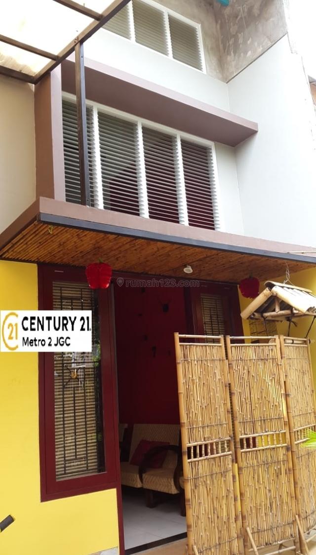 Rumah murah di Kemang Pratama Bekasi, Sepanjang Jaya, Bekasi