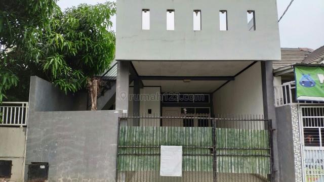 rumah cluster jalan lebar strategis, Pamulang, Tangerang